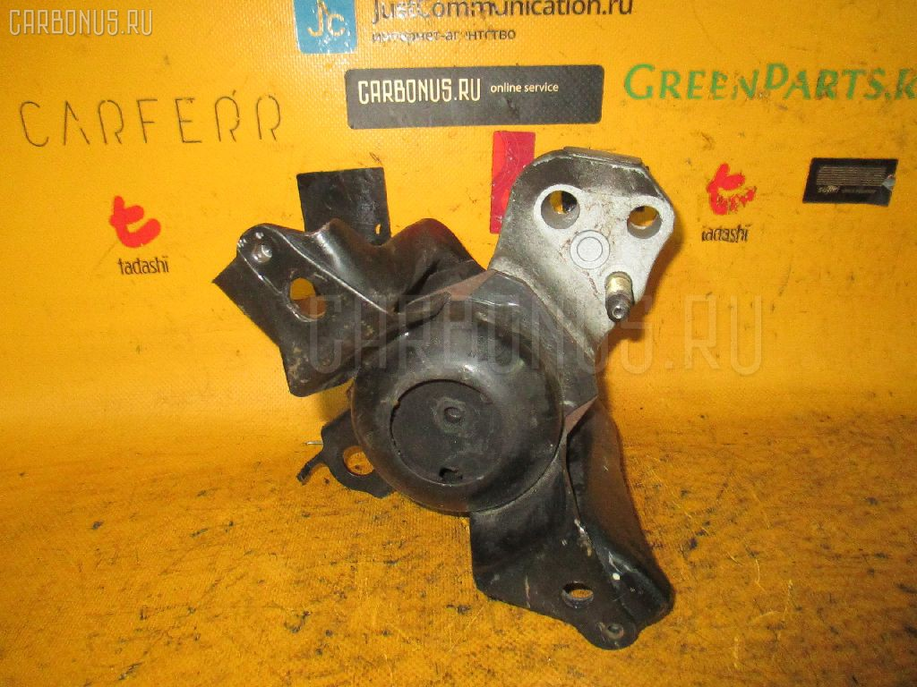 Подушка двигателя TOYOTA VITZ NCP10 2NZ-FE. Фото 5