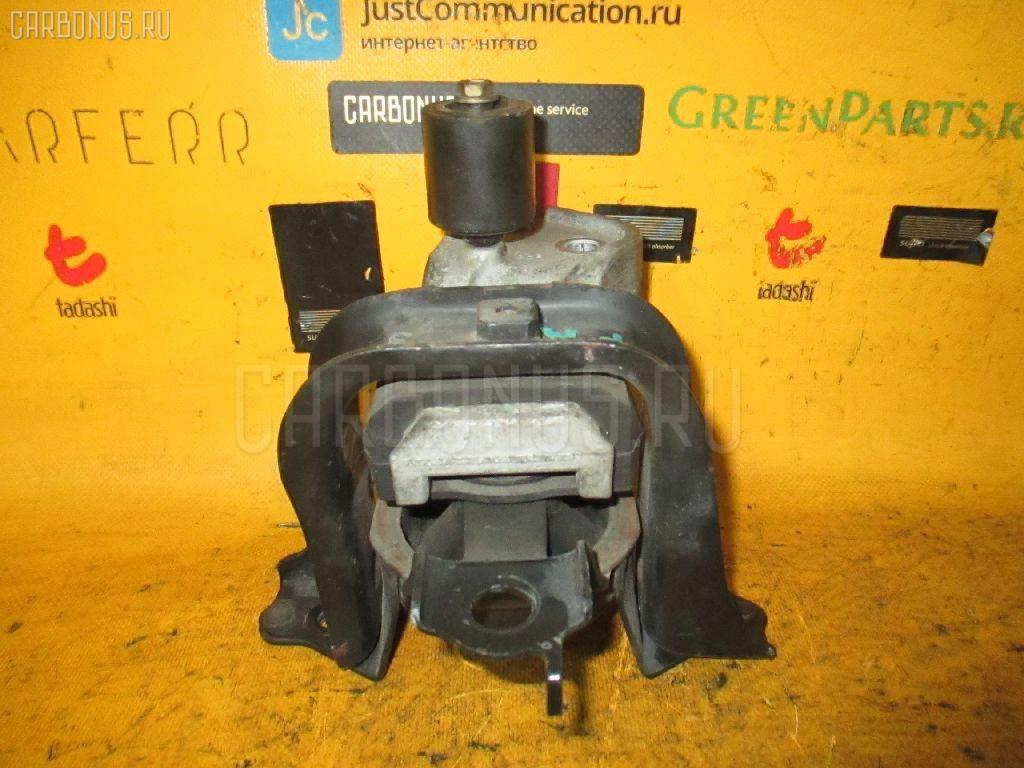 Подушка двигателя TOYOTA VITZ NCP10 2NZ-FE. Фото 6