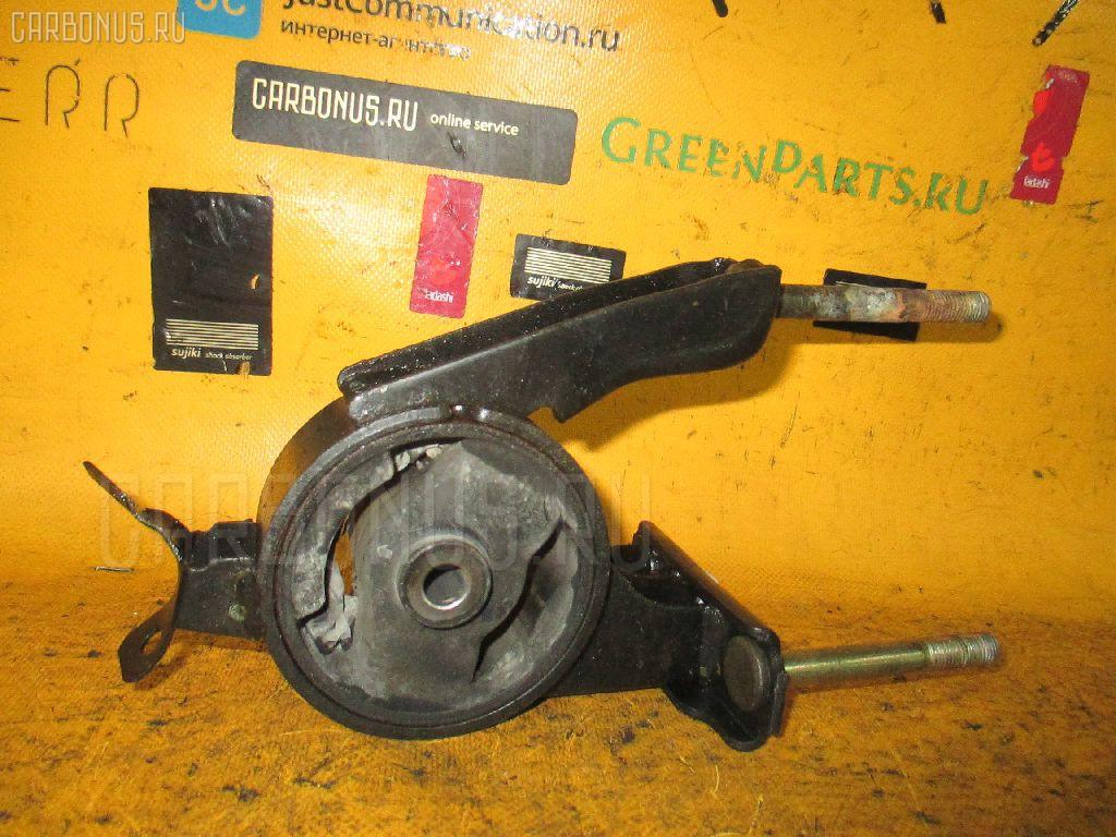 Подушка двигателя TOYOTA BB NCP31 1NZ-FE. Фото 11