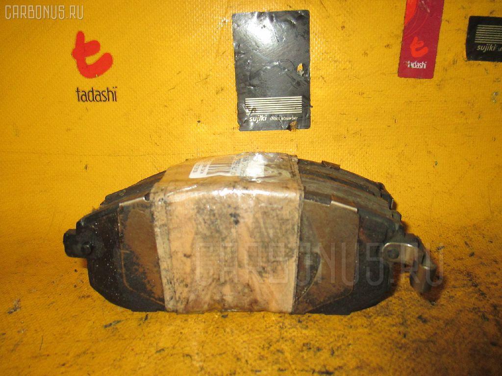 Тормозные колодки NISSAN AVENIR W11 QG18DE. Фото 3