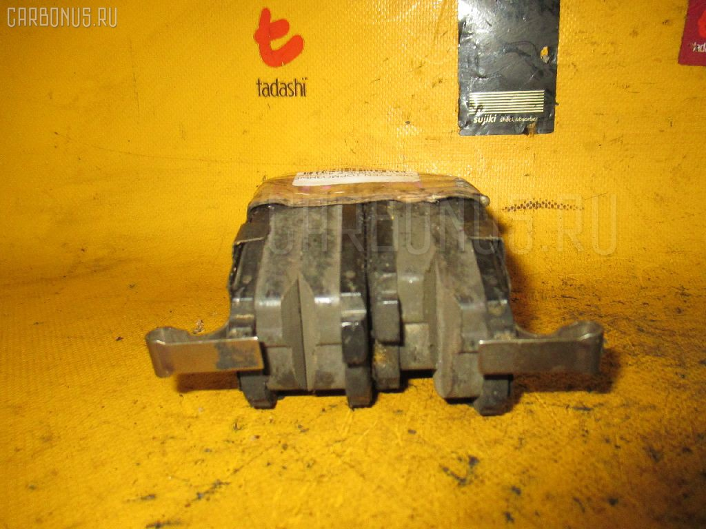 Тормозные колодки NISSAN AVENIR W11 QG18DE. Фото 4
