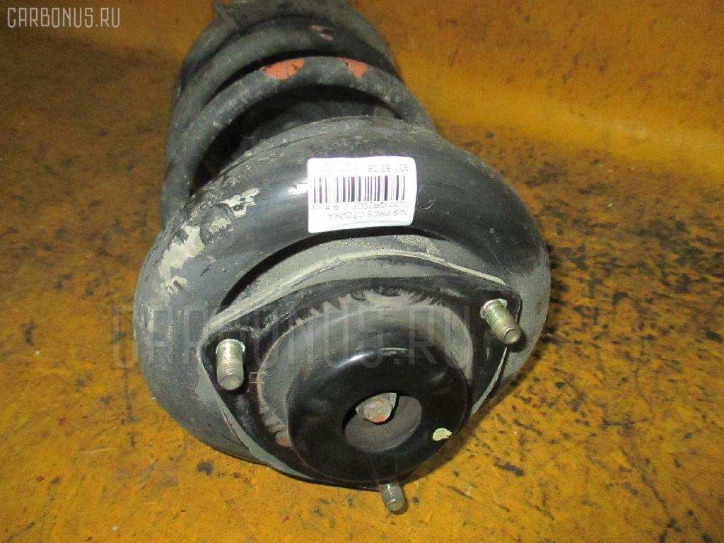 Стойка амортизатора NISSAN PRESAGE TU30 QR25DE. Фото 10