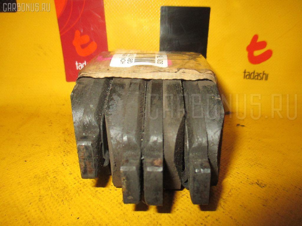 Тормозные колодки HONDA MOBILIO GB1 L15A. Фото 9