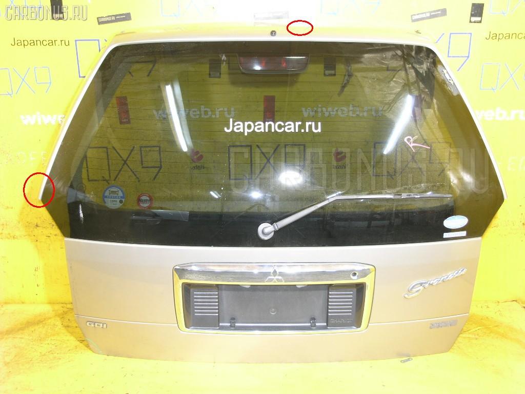 Дверь задняя MITSUBISHI CHARIOT GRANDIS N94W. Фото 10