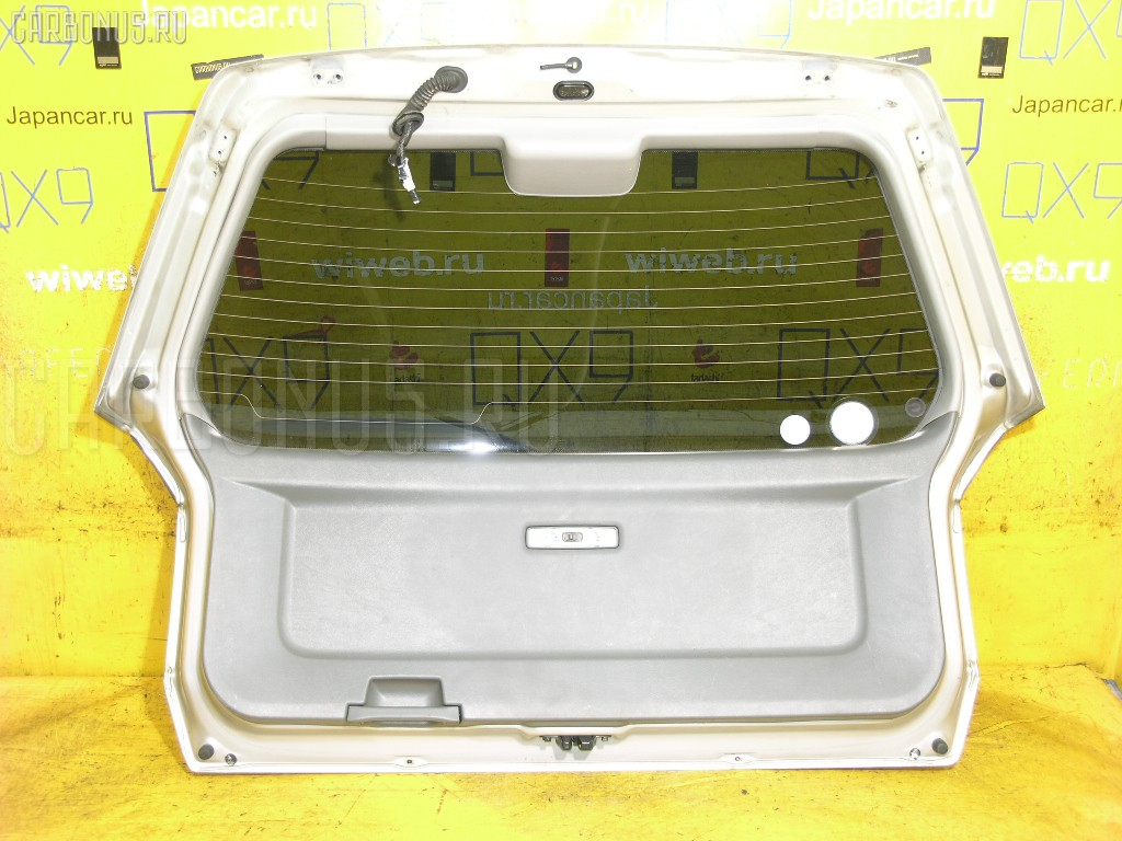Дверь задняя MITSUBISHI CHARIOT GRANDIS N94W. Фото 11