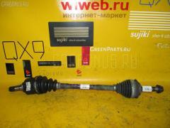 Привод TOYOTA VITZ SCP90 2SZ-FE 43420-52190 Переднее Левое