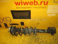 Стойка амортизатора на Toyota Passo KGC10 1KR-FE 48510-B1010  48131-B1010, Переднее расположение