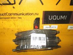 Тормозные колодки NISSAN AD EXPERT VY12 HR15DE Переднее