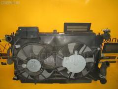 Радиатор ДВС TOYOTA AVENSIS AZT250 1AZ-FSE