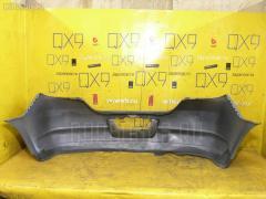 Бампер на Nissan Tiida C11 85022-ED040, Заднее расположение