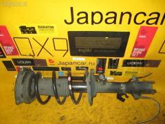 Стойка амортизатора NISSAN NOTE E11 HR15DE Переднее Левое