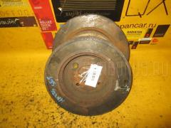 Тормозной диск SUZUKI KEI HN22S K6A Переднее