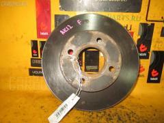Тормозной диск NISSAN MARCH AK12 CR12DE Переднее