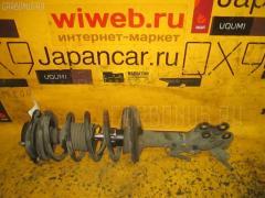 Стойка амортизатора TOYOTA RAUM EXZ10 5E-FE Переднее Левое