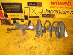 Стойка амортизатора на Nissan Presage TU31 QR25DE, Переднее Правое расположение