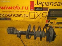 Стойка амортизатора MITSUBISHI CHARIOT GRANDIS N94W 4G64 Переднее Левое
