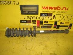Стойка амортизатора NISSAN STAGEA WGNC34 RB25DE Заднее