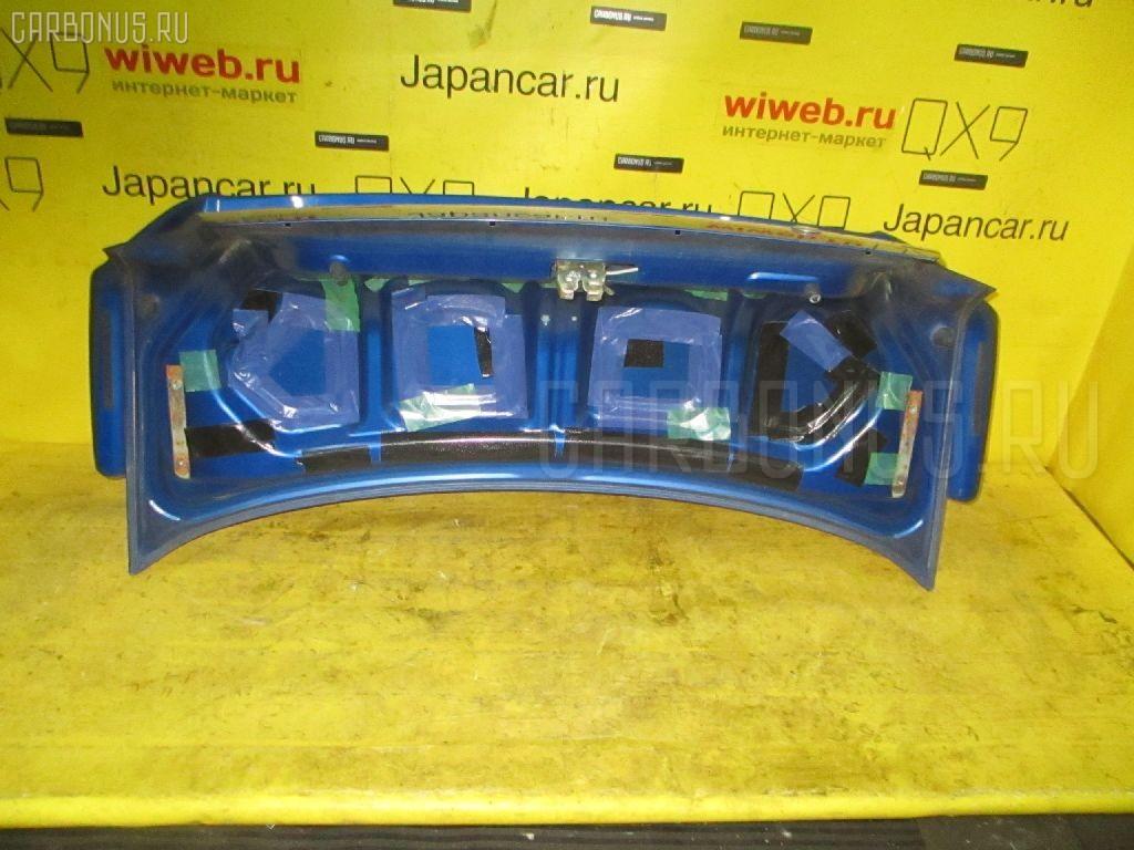 Спойлер Subaru Impreza GDA Фото 1
