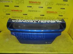 Спойлер Subaru Impreza GDA Фото 2