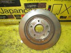 Тормозной диск NISSAN CEDRIC MY34 VQ25DD Заднее