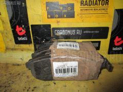Тормозные колодки NISSAN PRIMERA WAGON WRP12 QR25DD Переднее