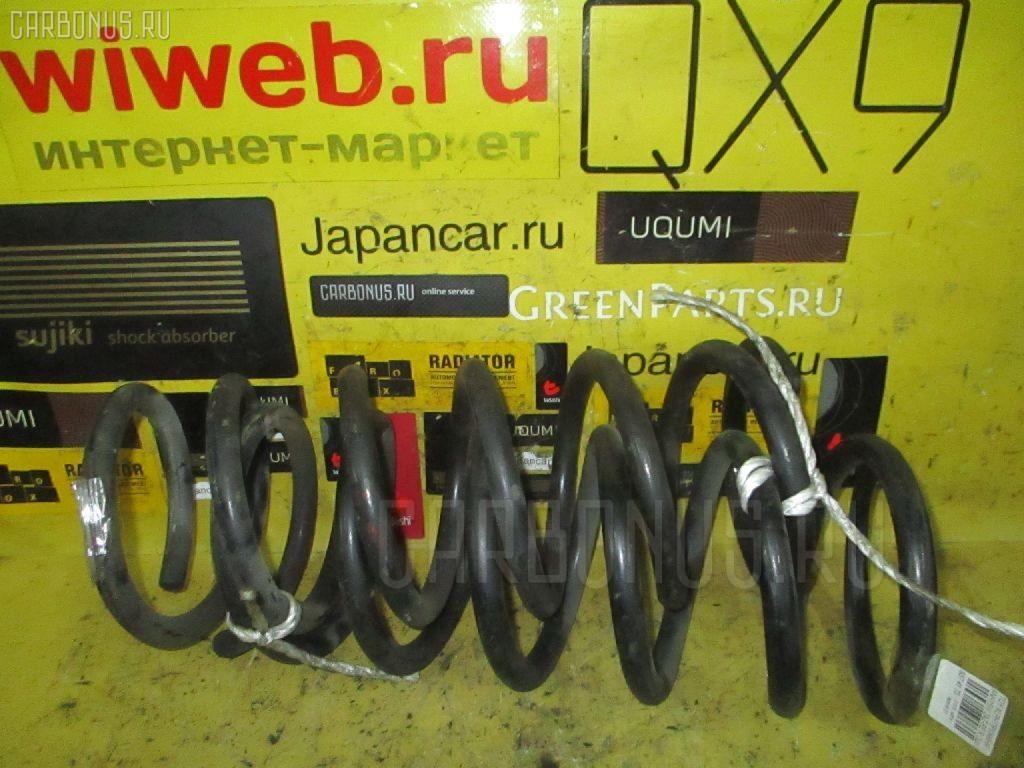 Пружина Toyota Alphard ANH15W 2AZ-FE Фото 1