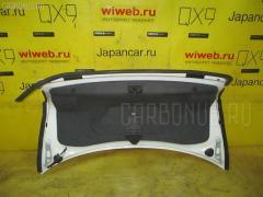 Крышка багажника AUDI A4 8E WAUZZZ8E87A161859