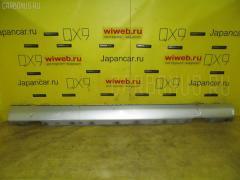 Порог кузова пластиковый ( обвес ) MERCEDES-BENZ C-CLASS STATION WAGON S203.245