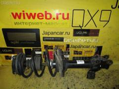 Стойка амортизатора на Nissan Wingroad WFY11 QG15DE, Переднее Левое расположение