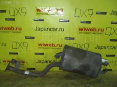 Глушитель TOYOTA JZX100 1JZ-GE