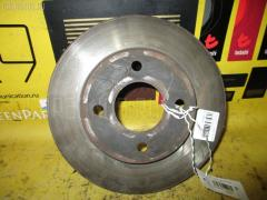 Тормозной диск NISSAN NOTE E11 HR15DE 40206AX000  40206CT40A Переднее