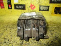 Тормозные колодки на Nissan Skyline HR34 RB20DE, Переднее расположение