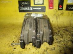 Тормозные колодки HONDA STREAM RN6 R18A Переднее