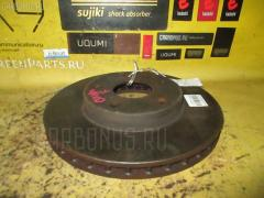 Тормозной диск TOYOTA GX110 1G-FE Переднее