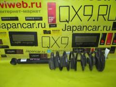 Стойка амортизатора на Nissan Cedric HY33 VQ30DE, Заднее Правое расположение