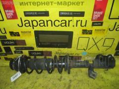 Стойка амортизатора NISSAN MARCH NK13 HR12DE Переднее Левое