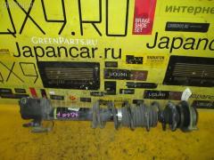 Стойка амортизатора TOYOTA PASSO KGC10 1KR-FE 48510-B1010  48131-B1010 Переднее