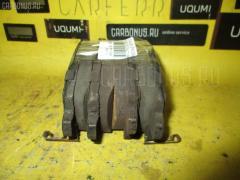 Тормозные колодки SUBARU LEGACY WAGON BH5 EJ206-TT Переднее