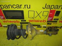 Стойка амортизатора SUBARU LEGACY WAGON BP5 EJ20 Переднее Левое