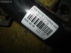 Стойка амортизатора Nissan Note E11 HR15DE Фото 2