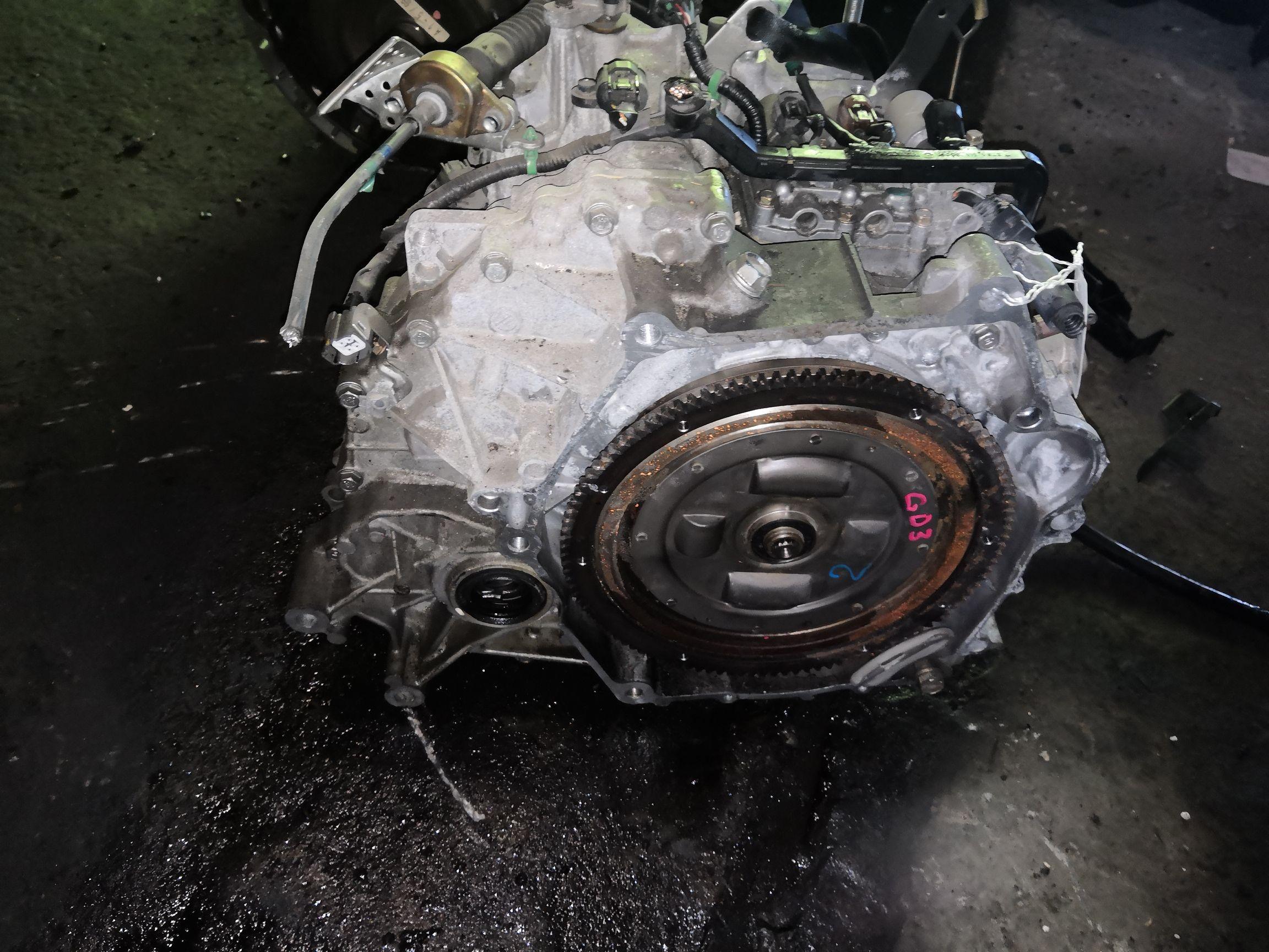 КПП автоматическая Honda Fit GD3 L15A Фото 1