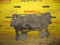 Защита двигателя на Nissan Skyline HR33 RB20E, Переднее расположение