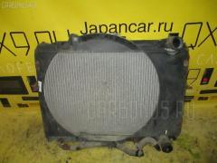 Радиатор ДВС NISSAN VANETTE SK82TN F8