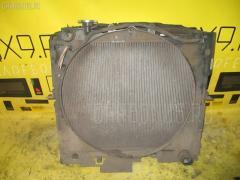 Радиатор ДВС на Mazda Titan SYF6T RF