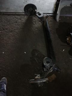 Балка подвески Honda Mobilio spike GK1 L15A Фото 4