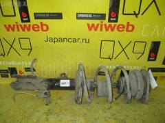 Стойка амортизатора на Toyota Wish ZNE10G 1ZZ-FE 48510-69235  48131-68010  48609-13010, Переднее Правое расположение