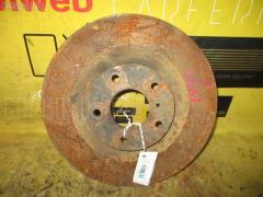 Тормозной диск NISSAN FUGA PY50 VQ35DE Переднее