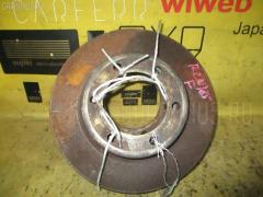 Тормозной диск TOYOTA HILUX SURF RZN185W 3RZ-FE Переднее