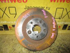 Тормозной диск на Subaru Legacy B4 BE5 EJ208, Переднее расположение