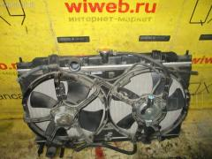 Радиатор ДВС NISSAN PRIMERA WAGON WTP12 QR20DE